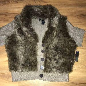 Bisou Bisou Michele Bohbot Sweater